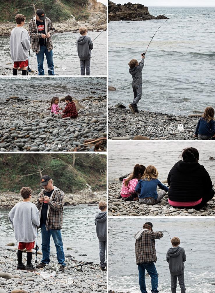 family photographer, sonoma county, california coast, photography