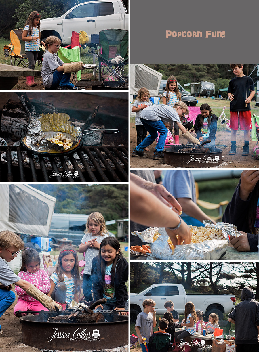 family photographer, sonoma county, camping, documentary Photography