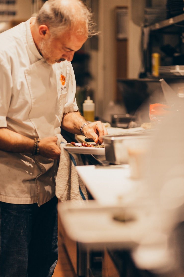 Russian River Valley Fine Dining, Guerneville Photographer, Chef Darcoli
